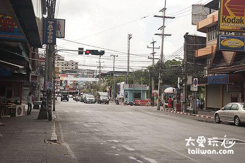 Pattaya Tai Road