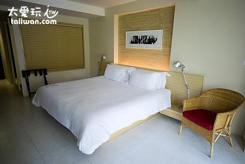 Burasari布拉莎麗酒店房間