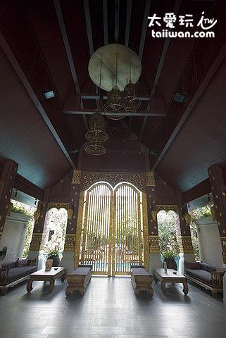 Burasari布拉莎麗酒店大廳
