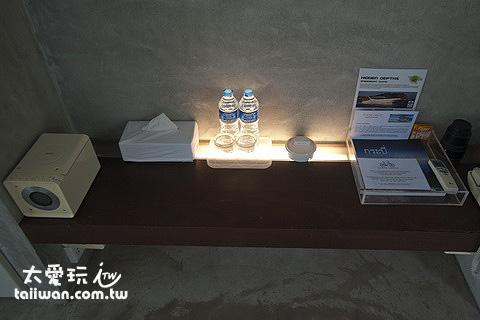 Costa Lanta房間設備簡單