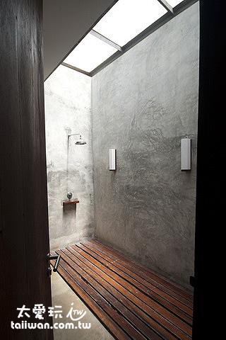 Costa Lanta房間浴室