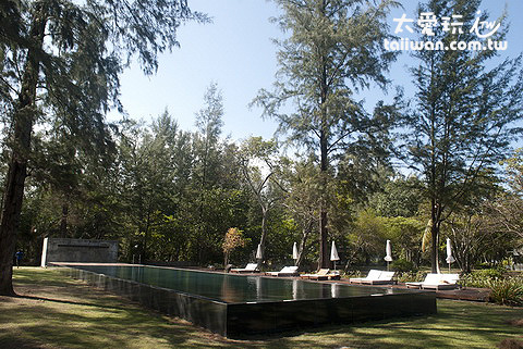Costa Lanta泳池