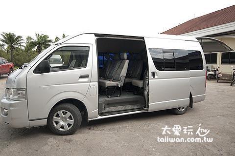 搭Mini Bus去普吉島各大區域