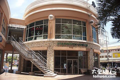 Jungceylon購物中心的星巴客
