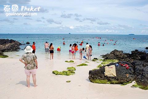 Khai Nok海灘