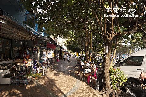 Ao Nang海灘區