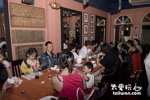 Sea Hag是網路上找到評價不錯的泰國餐廳