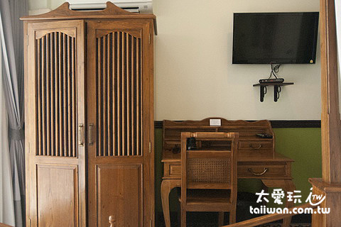 U Residence復古家具