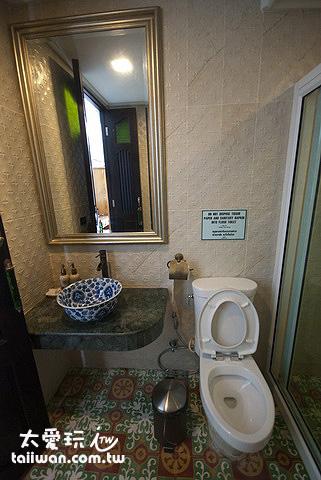 U Residence房間廁所