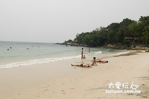 Ao Phutsa海灘