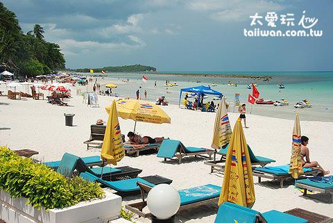 查文海灘Chawen Beach