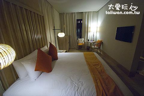 查文的Mercure Samui Chaweng Tana是间很不错的饭店