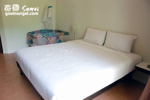 標準房簡潔乾淨