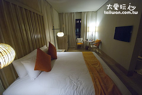 Mercure Samui Chaweng Tana房間乾淨有特色