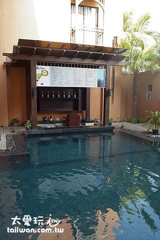 Mercure Samui Chaweng Tana泳池