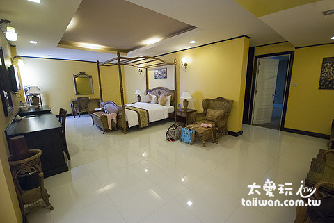 龜島蒙特拉渡假村Junior Suite