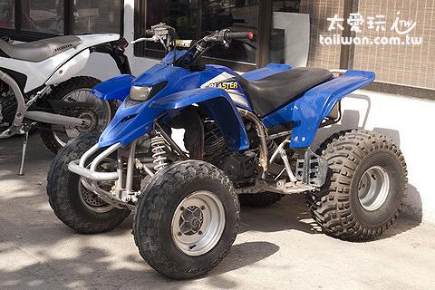 ATV越野沙灘車