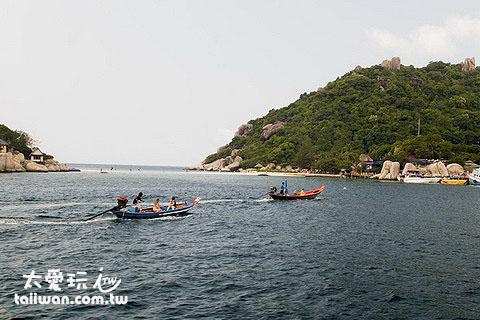前進南園島Koh Nangyuan