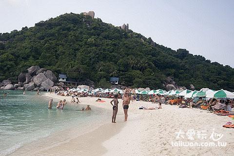 南園島沙灘