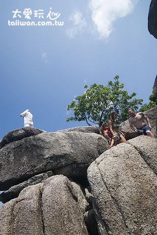 南園島觀景台