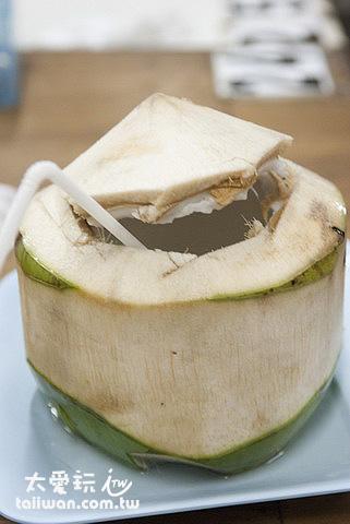 椰子一顆40B不貴