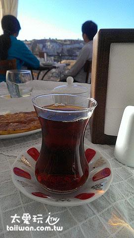 一早就來杯土耳其茶