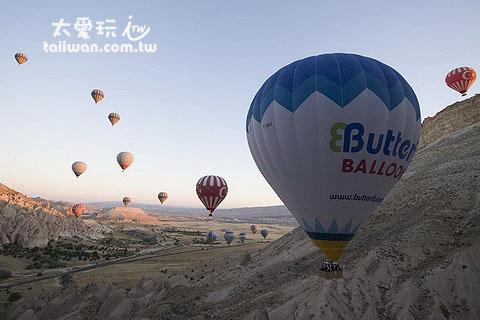 Tripadvisor口碑第一名的Butterfly Balloon