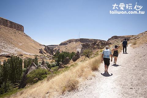 卡帕多奇亞Cappadocia奇特的地理景觀