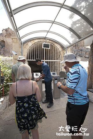 參觀地下城Kaymakli Underground City