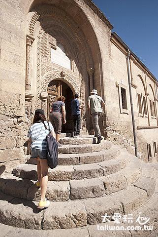 Mustafapasa古希臘小鎮