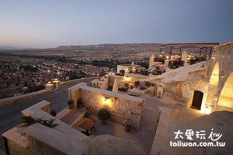 Kayakapi Premium Caves Cappadocia是奢華級飯店