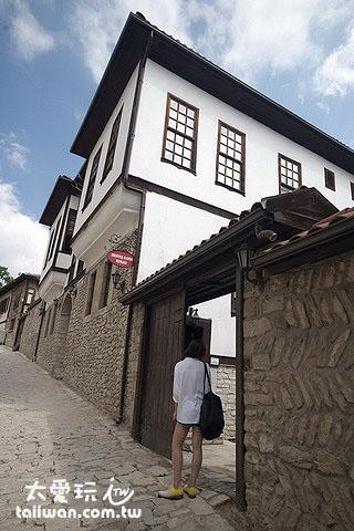鄂圖曼帝國式豪宅