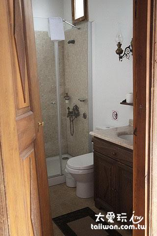Mehves Hanim Konagi共用浴室