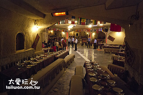 Yasar Baba餐廳內部