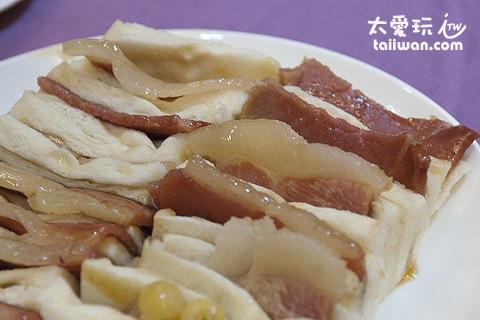 銀翼餐廳蜜汁火腿